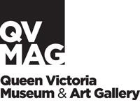 Logo for Queen Victoria Museum and Art Gallery