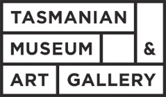 Logo for the Tasmanian Museum and Art Gallery